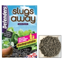 Slugs Away Wool Pellets from Defenders