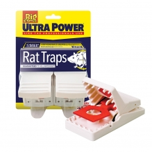 Ultra Power Rat Traps - Twin Pack