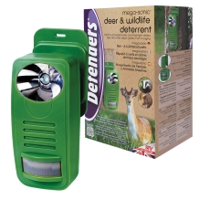 Mega-Sonic® Deer & Wildlife Deterrent