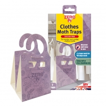 Clothes Moth Traps - Twin Pack