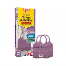 60-Day Clothes Moth Killer - Twin Pack