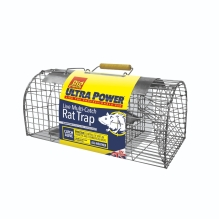 Live Multi-Catch Rat Trap