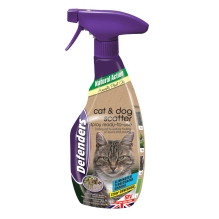 Cat & Dog Scatter Spray - 750ml
