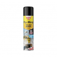 Fly & Wasp Killer Spray - 300ml Aerosol