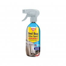 Bed Bug & Dust Mite Killer Spray - 500ml