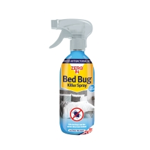 Bed Bug & Dust Mite Killer Spray - 500ml RTU Spray