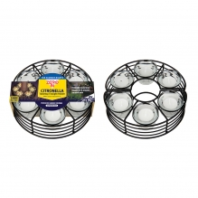 Citronella Parasol Tealight Holder