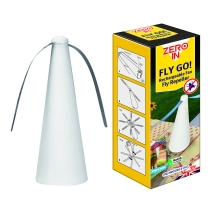 Fly Go USB Rechargeable Fan Repeller
