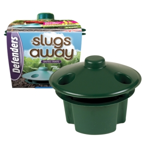 Slugs Away® Baited Traps - Twin Pack