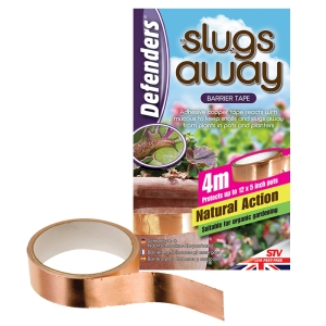 Slugs Away® Barrier Tape - 4m