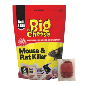 Mouse & Rat Killer² Pasta Sachets - 6 Pack