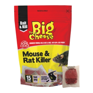Mouse & Rat Killer² Pasta Sachets - 15 Pack