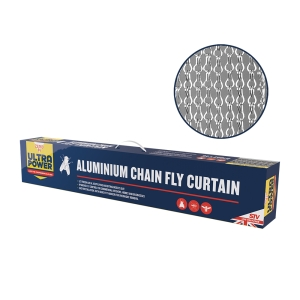 Ultra Power Aluminium Chain Fly Curtain