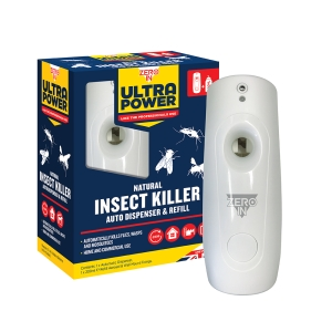 Ultra Power Natural Insect Killer Auto Dispenser & Refill