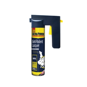 Ultra Power Anti Rodent Lacquer - 600ml Trigger Aerosol