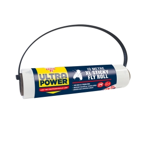Ultra Power 10 Metre XL Sticky Fly Roll