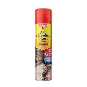 Ant & Crawling Insect Killer Spray - 300ml Aerosol