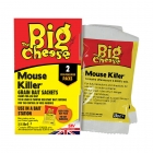 Mouse Killer² Grain Bait Sachets - 2x25g