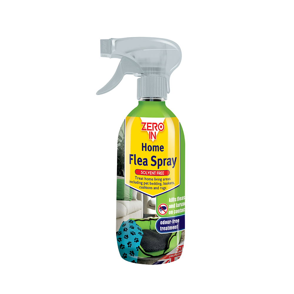 Home Flea Spray - 500ml